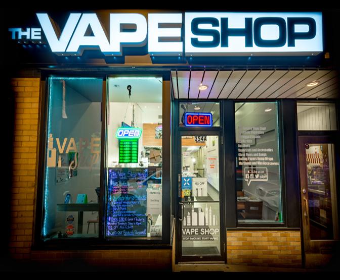 The Vape Shop - Boston's Best Vape Shop! |